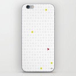 XOIV Shapes Pattern iPhone Skin