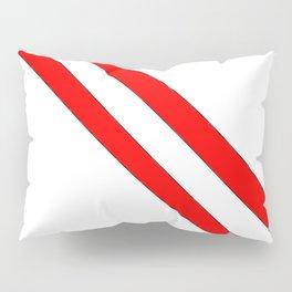 Flag of peru 2-Peruvian, Lima, latin america,america, quechua,aymara, andean, Arequipa,Piruw Pillow Sham