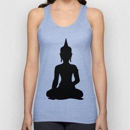 Simple Buddha Unisex Tank Top
