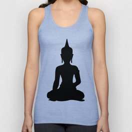 Simple Buddha Unisex Tank Top
