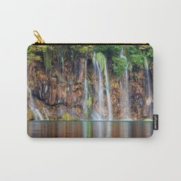 Waterfall  and the Lake Carry-All Pouch