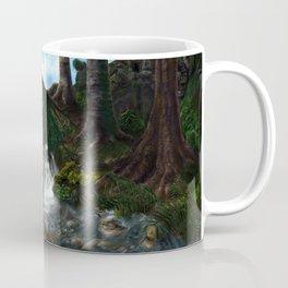 The Jaguar Guardian Coffee Mug