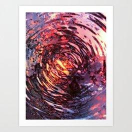 α Perseus Art Print