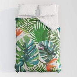 Tropikalia Paradise Comforters