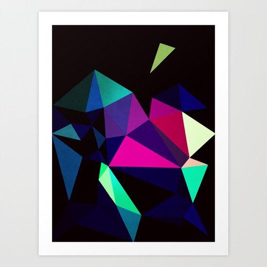 xromytyx Art Print