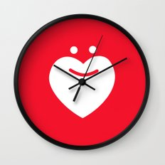 Merry Merry Christmas  Wall Clock