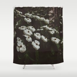 Highline Blooms IV Shower Curtain