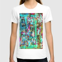 boyfriend T-shirts featuring BOYFRIEND SWEATS -2- by Glint & Lime Art