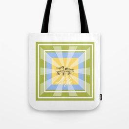 life birds Tote Bag