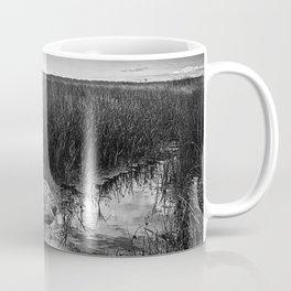 Wood In The Marsh Coffee Mug