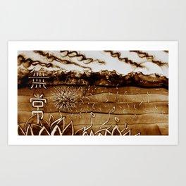 Impermanence Art Print