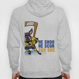 He Shoots Scores! Hoody