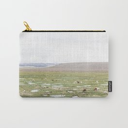 Beautiful arid landscape Carry-All Pouch