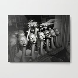 Indifference Metal Print