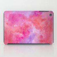 valentine iPad Cases featuring Valentine by HollyJonesEcu