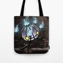 Ghostlights Tote Bag