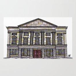 Shrewsbury Museum and Art Gallery, Original Rug