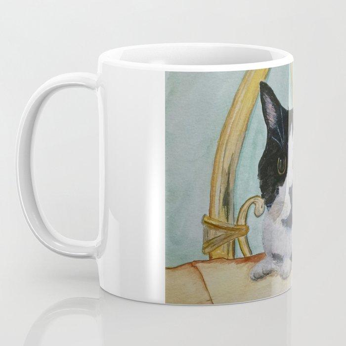 """A Tribute to """"Pepper"""" Coffee Mug"""