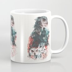 Not What They Seem Inspired by Twin Peaks Mug