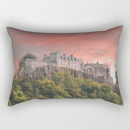 Stirling Castle Rectangular Pillow