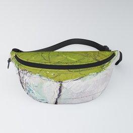 A Bouquet Of Flowers No.6i by Kathy Morton Stanion Fanny Pack