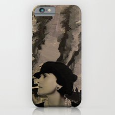 Mademoiselle Coco Slim Case iPhone 6s