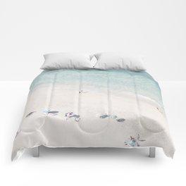 Summer Seaside Comforters