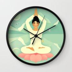 Sacred World: Yogini Wall Clock