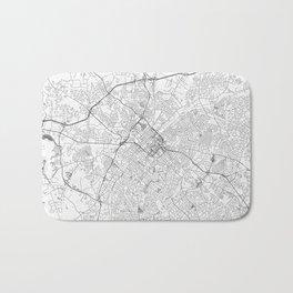 Charlotte Map Line Bath Mat