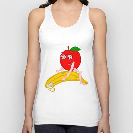 Osteopath Fruit Unisex Tank Top