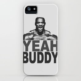 YEAH BUDDY iPhone Case