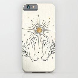 Magic Spell iPhone Case