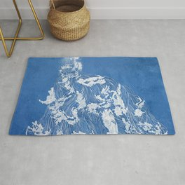 Thief of the waves Rug
