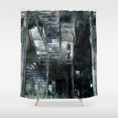 Factory 4 Shower Curtain