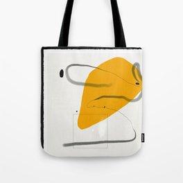 Figurative stain Tote Bag