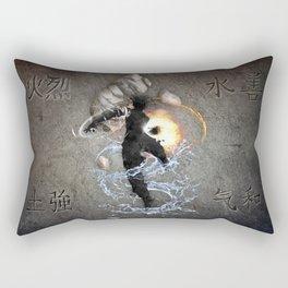 The Avatar Rectangular Pillow