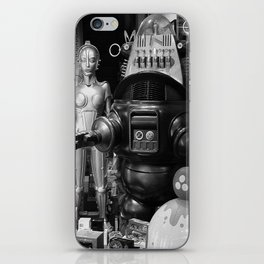 The Robots iPhone Skin