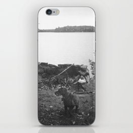 point  iPhone Skin