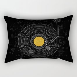 Cosmic Symphony Rectangular Pillow
