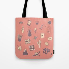 This Is Not A Love Story Tote Bag