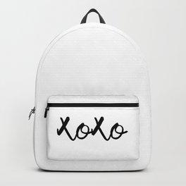 XOXO monochrome Backpack