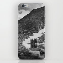 Diamond Lake Storm iPhone Skin