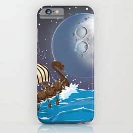 The Vikings iPhone Case
