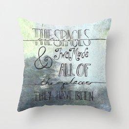 Victoria Throw Pillow