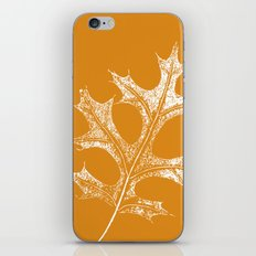 STATIONERY CARD - Autumn Leaf iPhone & iPod Skin