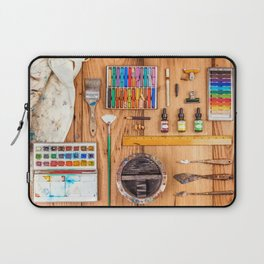 The Artist's Tools Laptop Sleeve