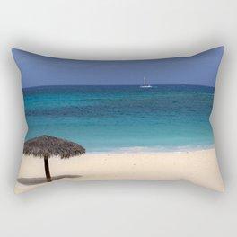 Idyllic Day Rectangular Pillow