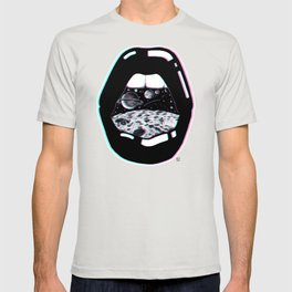 Space Lips T-shirt