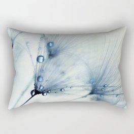dandelion blue II Rectangular Pillow