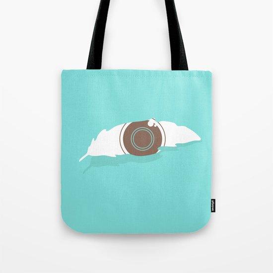 En-light-enment Tote Bag